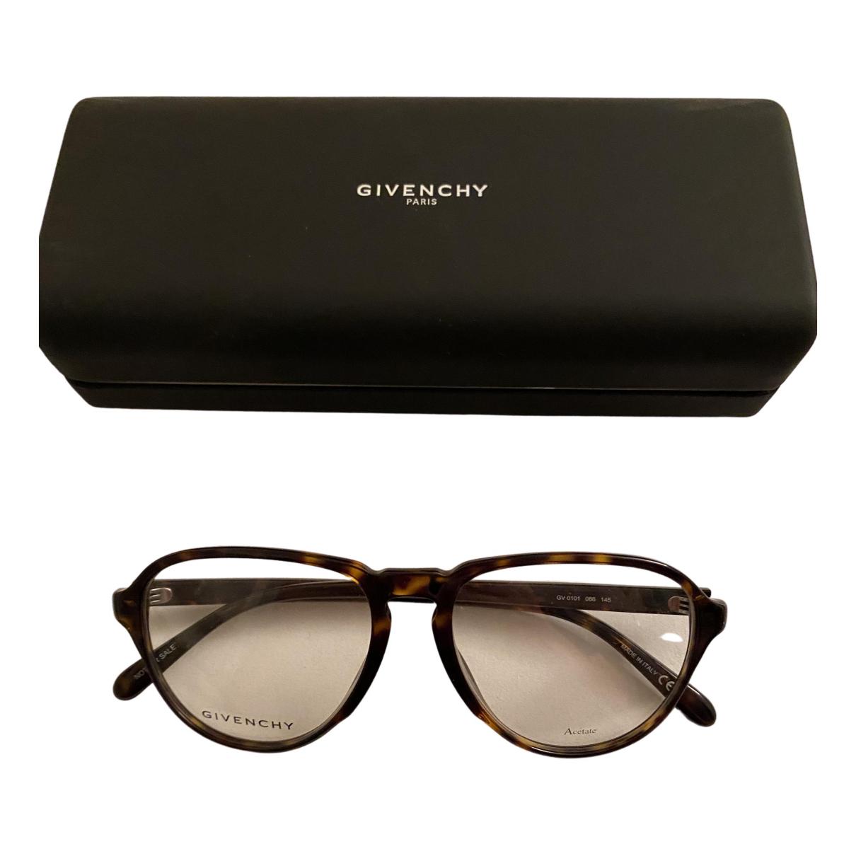 Givenchy - Lunettes   pour homme - marron
