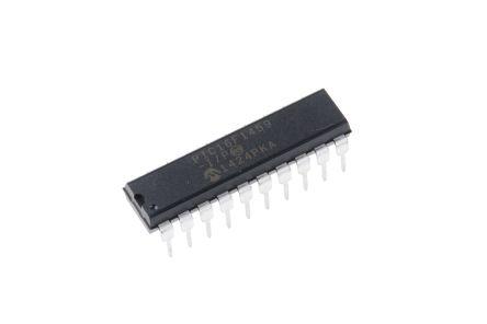 Microchip PIC16F1459-I/P, 8bit PIC Microcontroller, PIC16F, 48MHz, 14 kB Flash, 20-Pin PDIP (5)