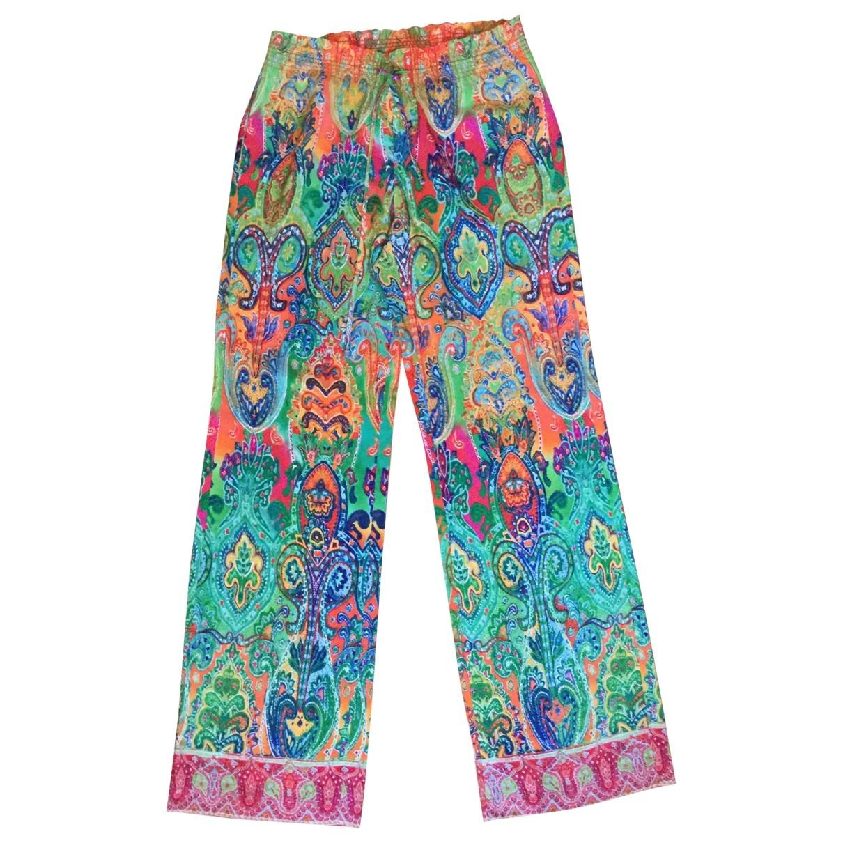Lauren Ralph Lauren \N Multicolour Trousers for Women S International