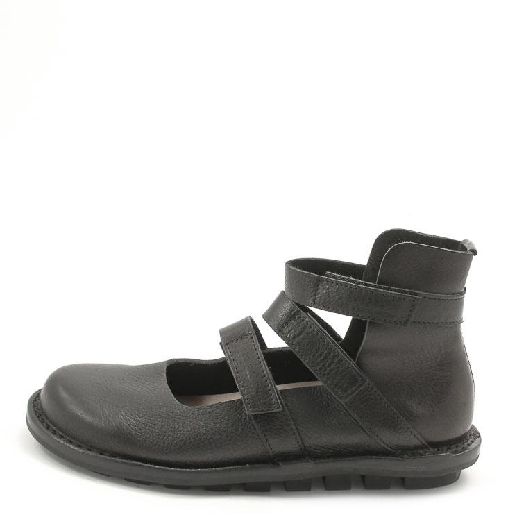Trippen, High f Closed Women's Slip-on Shoes, black Größe 41