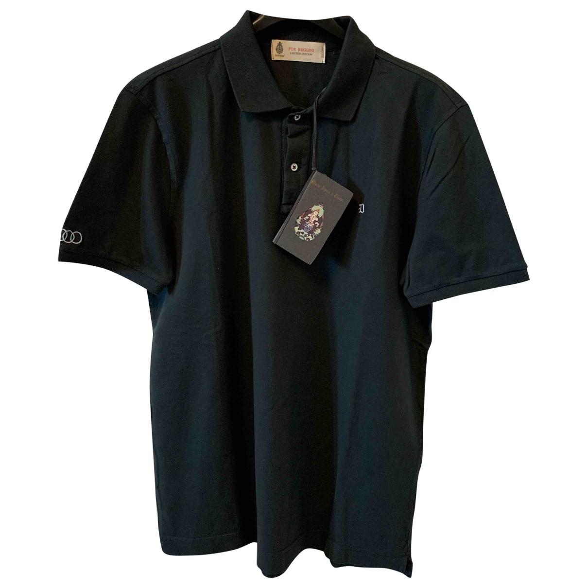 Dondup \N Poloshirts in  Gruen Baumwolle