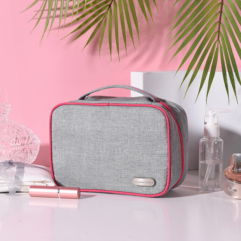 6Pcs In One Travel Portable Waterproof Large Capacity Multi-function Cosmetic Bag