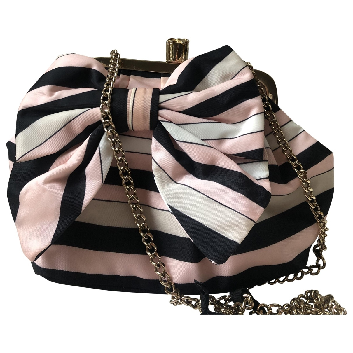 Red Valentino Garavani \N Pink Clutch bag for Women \N