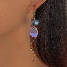 Bead Decor Earrings