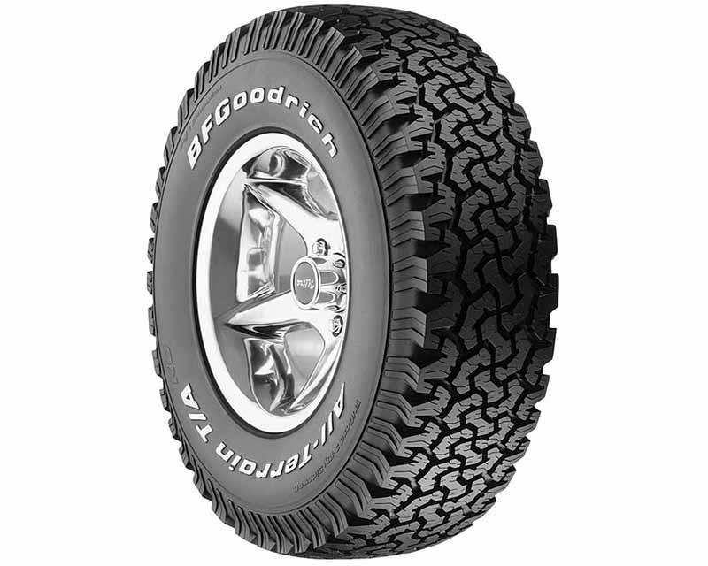 BFGoodrich 39588 All-Terrain T/A KO LT265/65R17/E (E PLY) 120S Tire