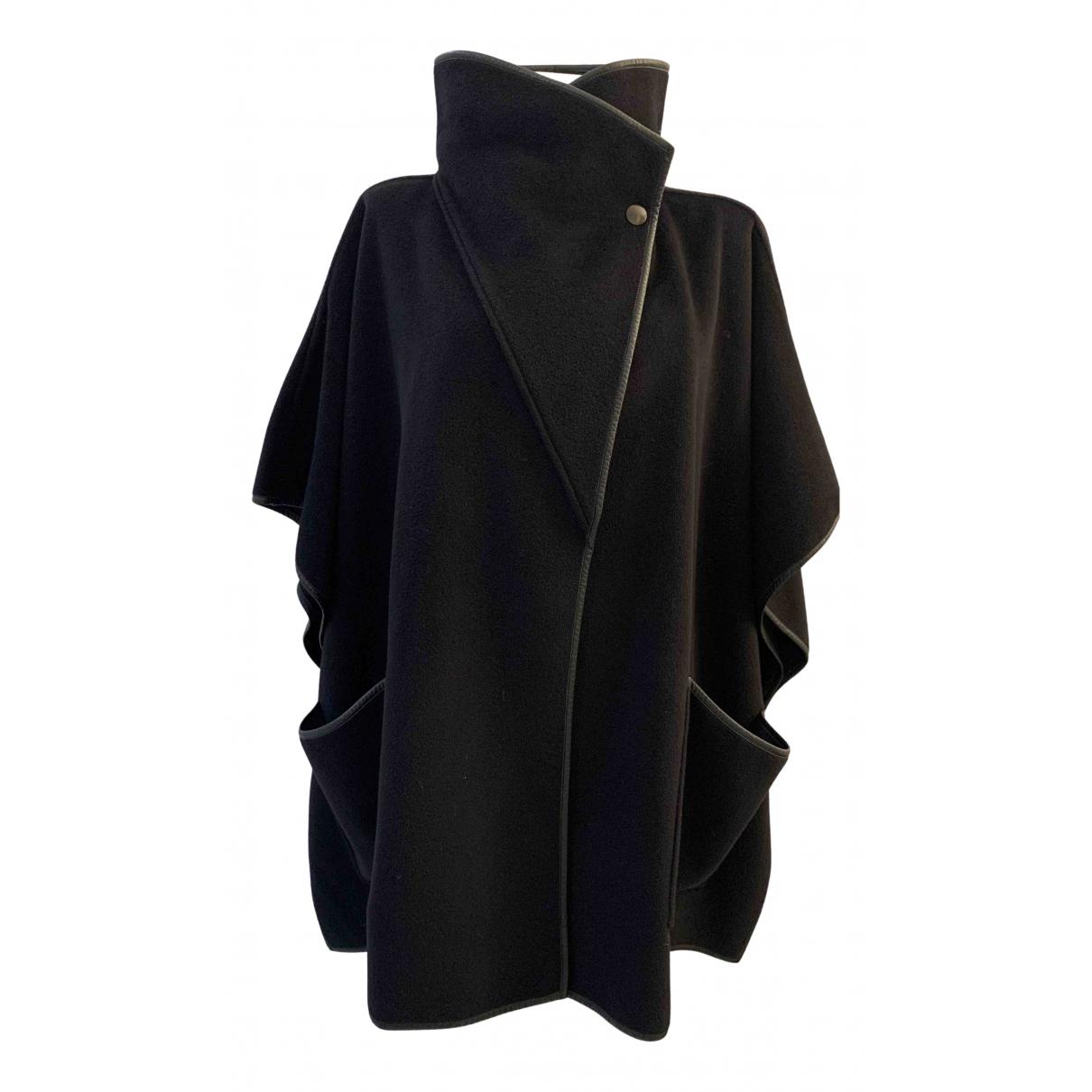Max Mara - Manteau   pour femme en cachemire - noir