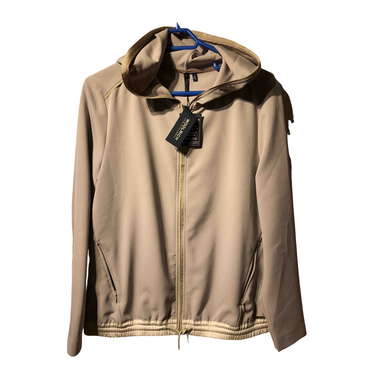Woolrich N Beige jacket for Women L International