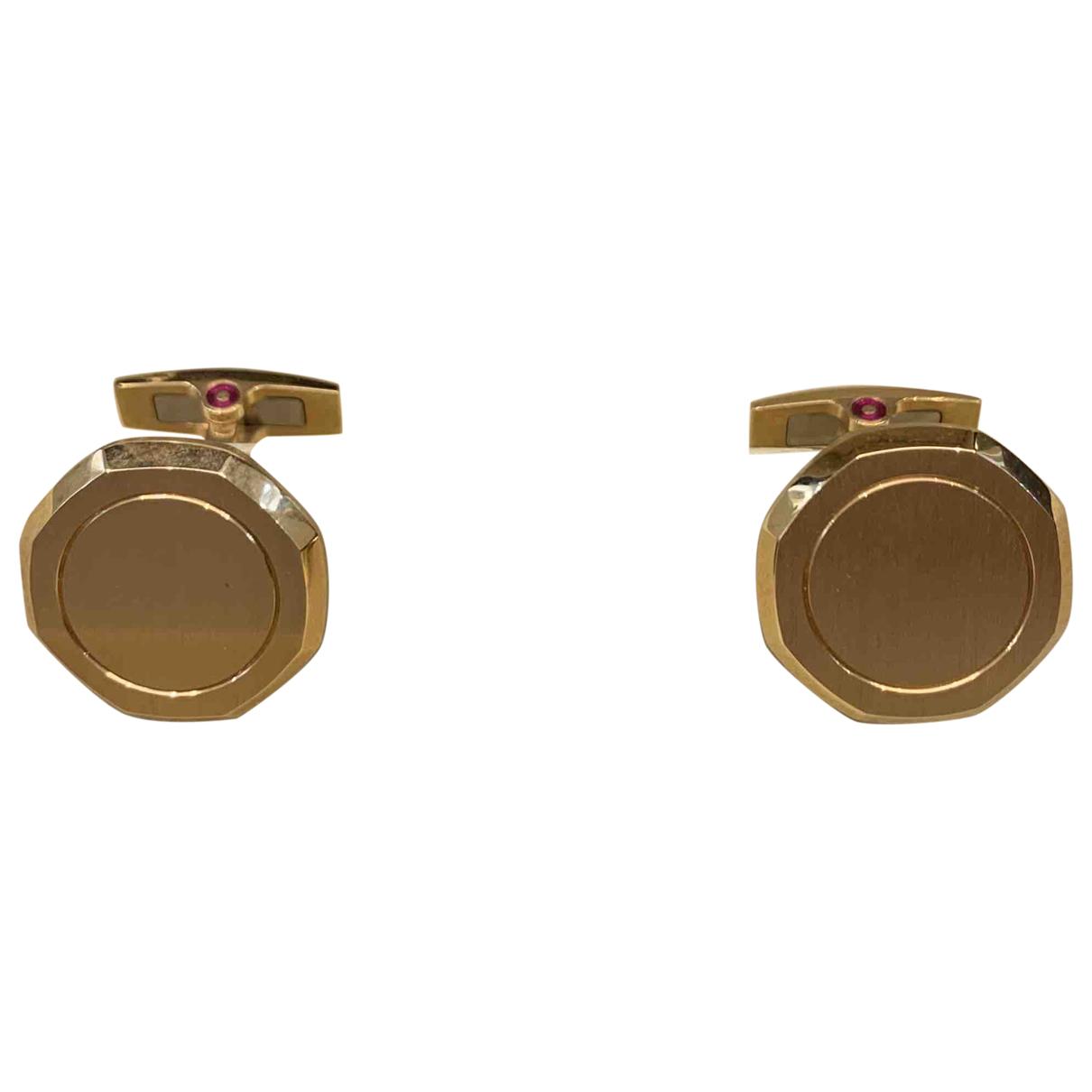 Audemars Piguet - Boutons de manchette   pour homme en or rose - rose
