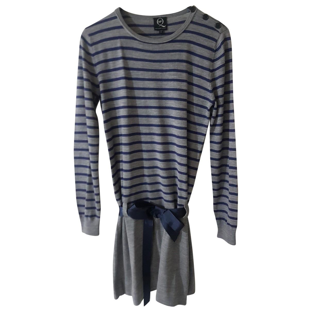 Mcq \N Kleid in  Bunt Wolle