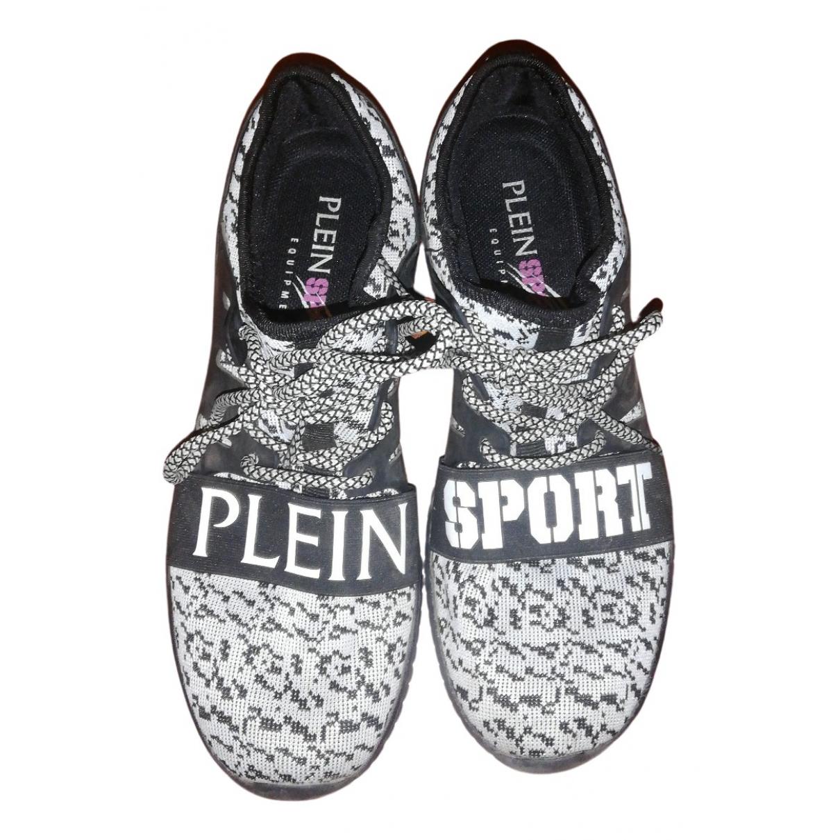 Philipp Plein - Baskets   pour femme en caoutchouc - multicolore