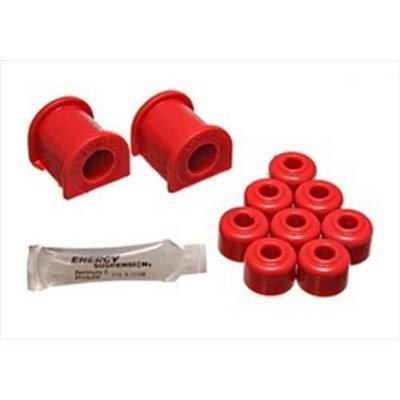 Energy Suspension Sway Bar Bushing Set (Red) - 8.5102R