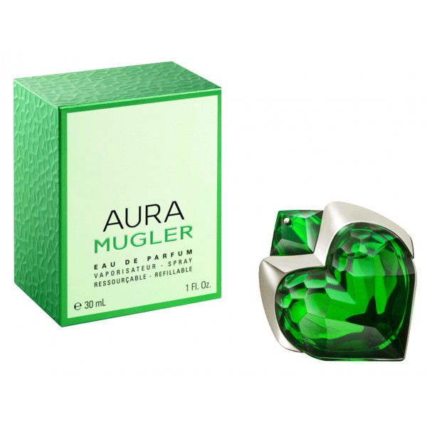 Thierry Mugler - Aura Mugler : Eau de Parfum Spray 1 Oz / 30 ml