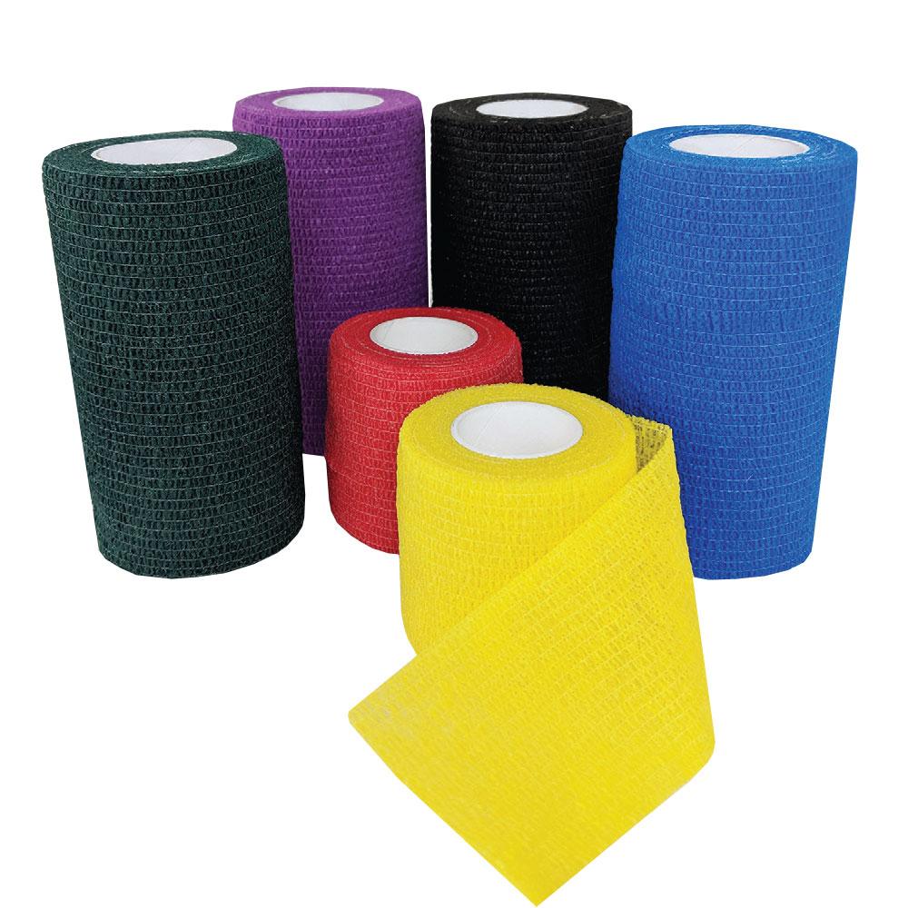 Cohesiant Wrap - Yellow (2