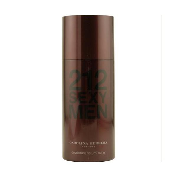 212 Sexy Men - Carolina Herrera desodorante en espray 150 ml