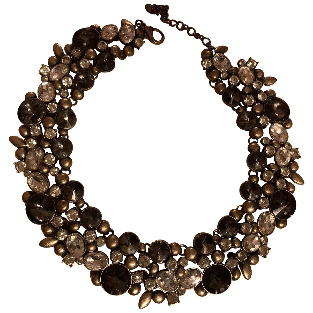 Zara \N Metal necklace for Women \N