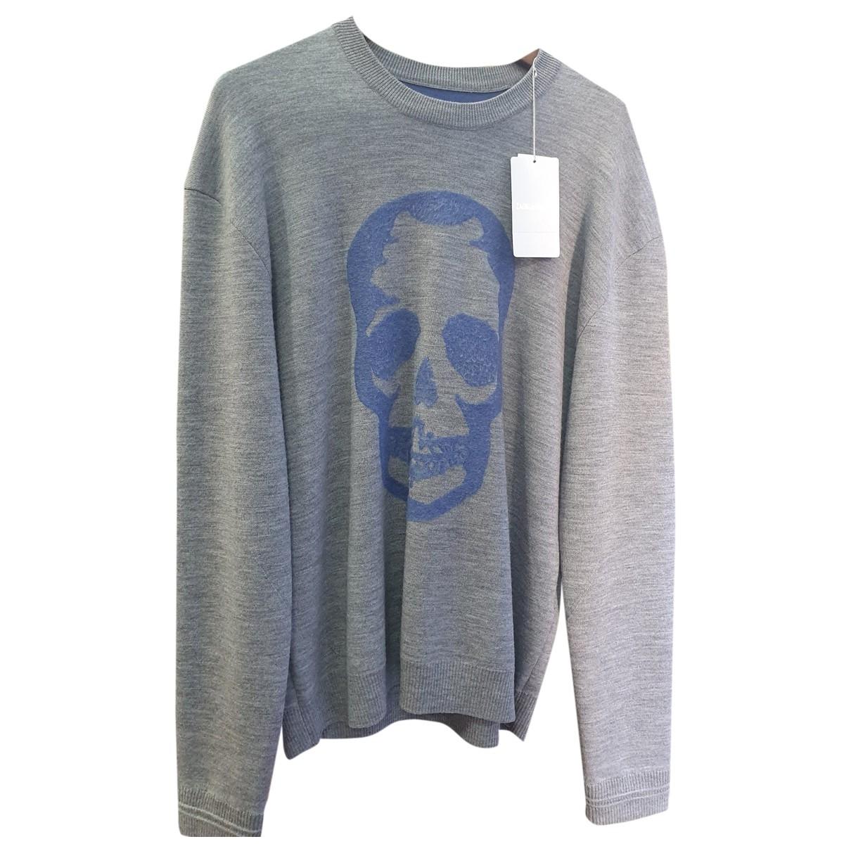 Zadig & Voltaire Spring Summer 2019 Grey Wool Knitwear & Sweatshirts for Men S International