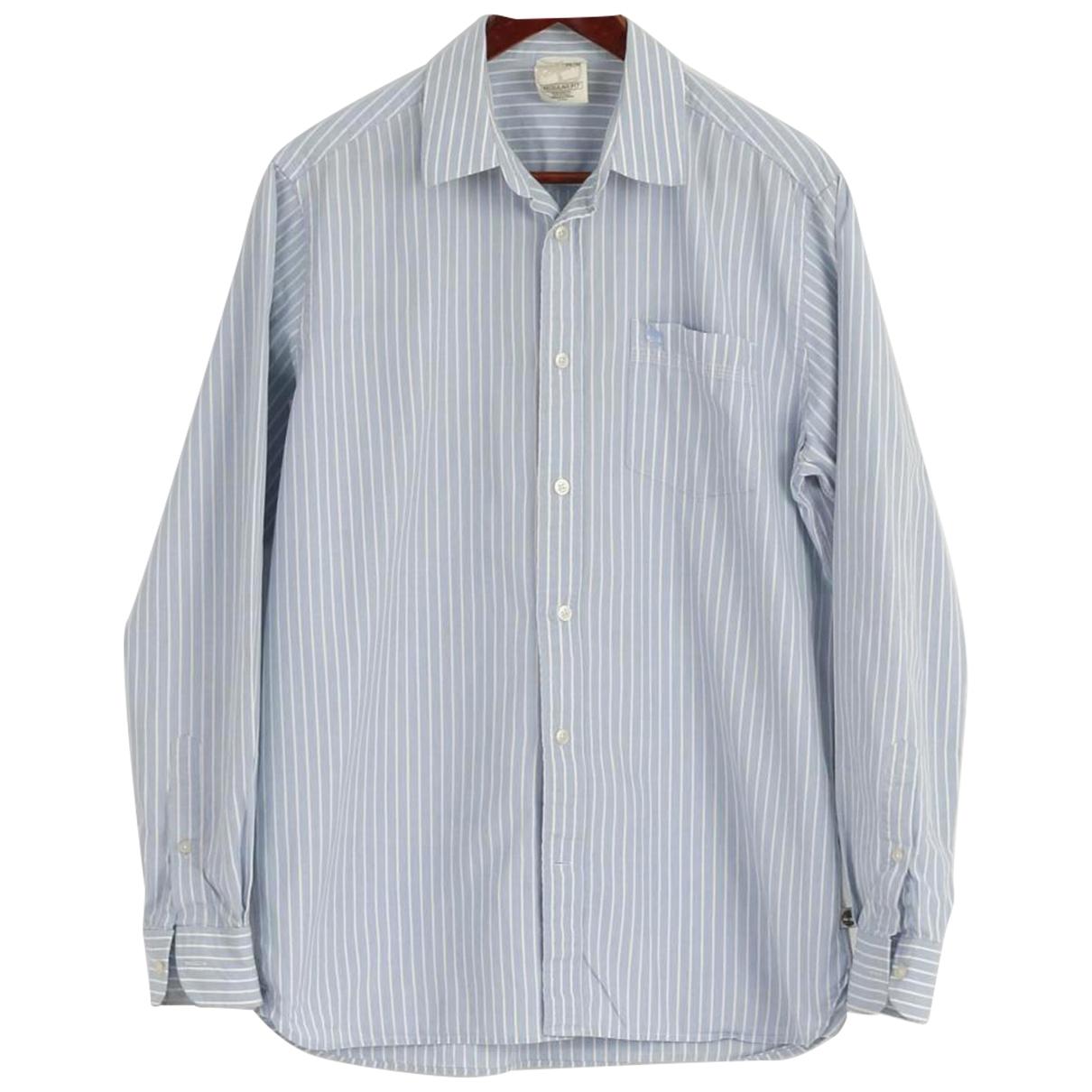 Timberland \N Hemden in  Blau Baumwolle