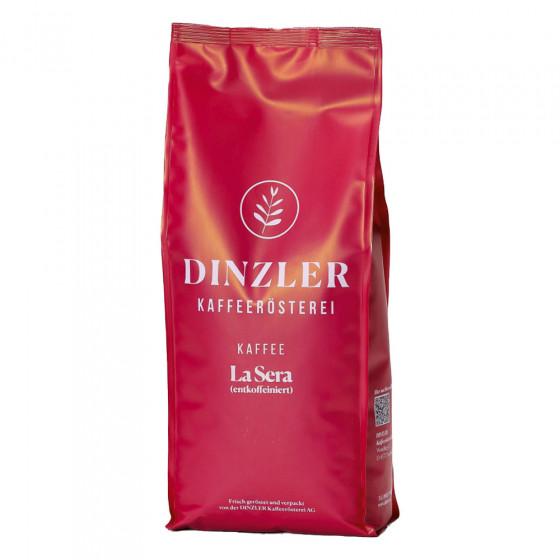 """Kaffeebohnen Dinzler Kaffeerosterei """"Kaffee La Sera entkoffeiniert"""", 250 g"""