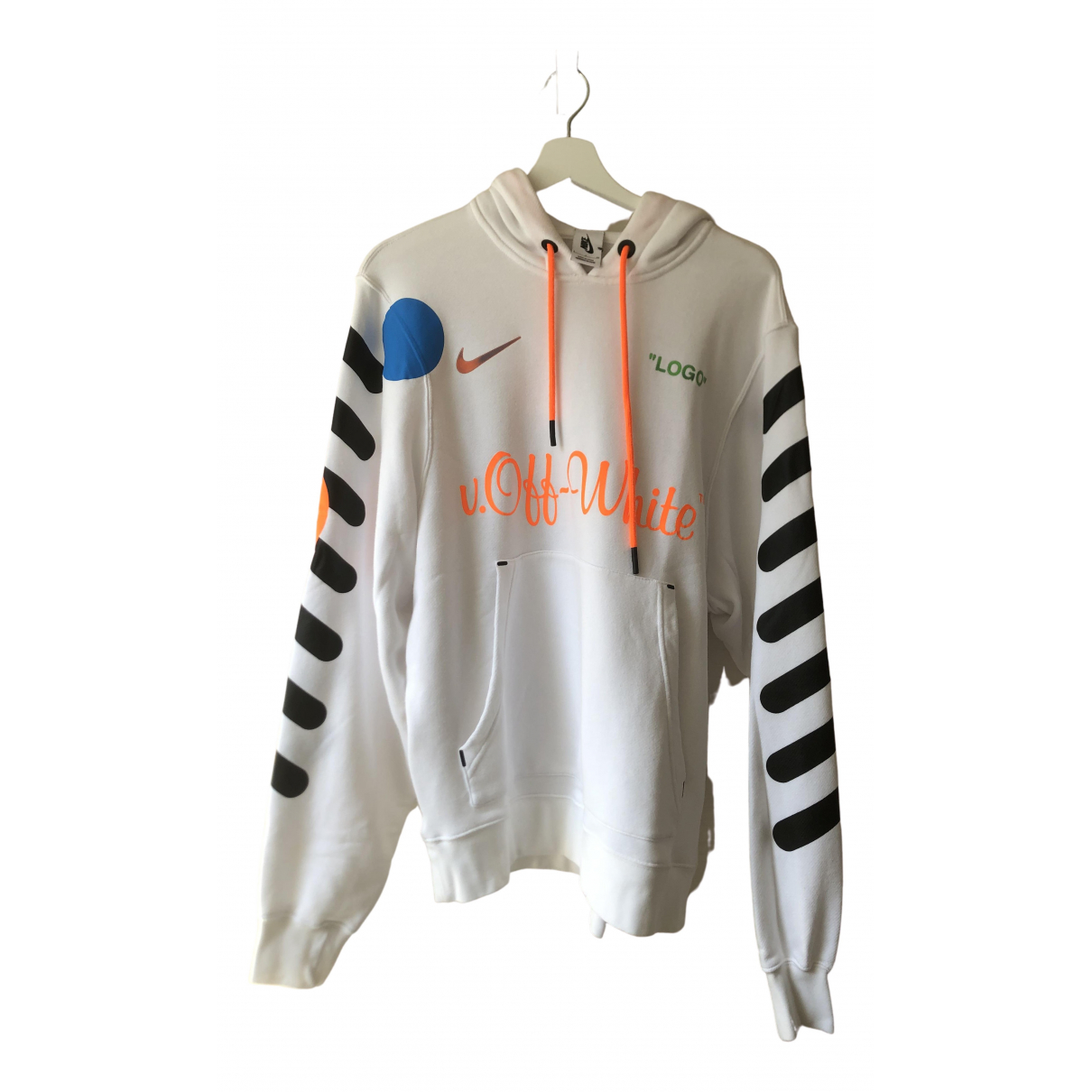 Nike X Off-white - Pulls.Gilets.Sweats   pour homme - blanc