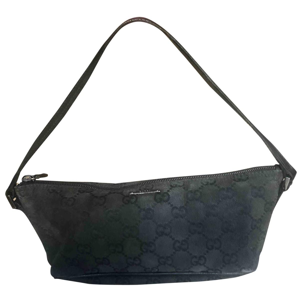Gucci - Pochette   pour femme en toile - noir
