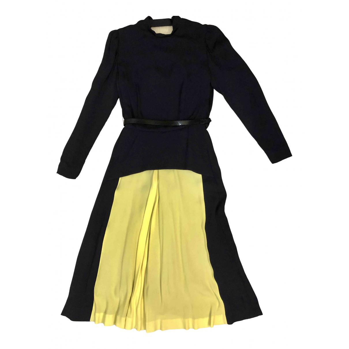 Toga Pulla \N Kleid in  Marine Synthetik