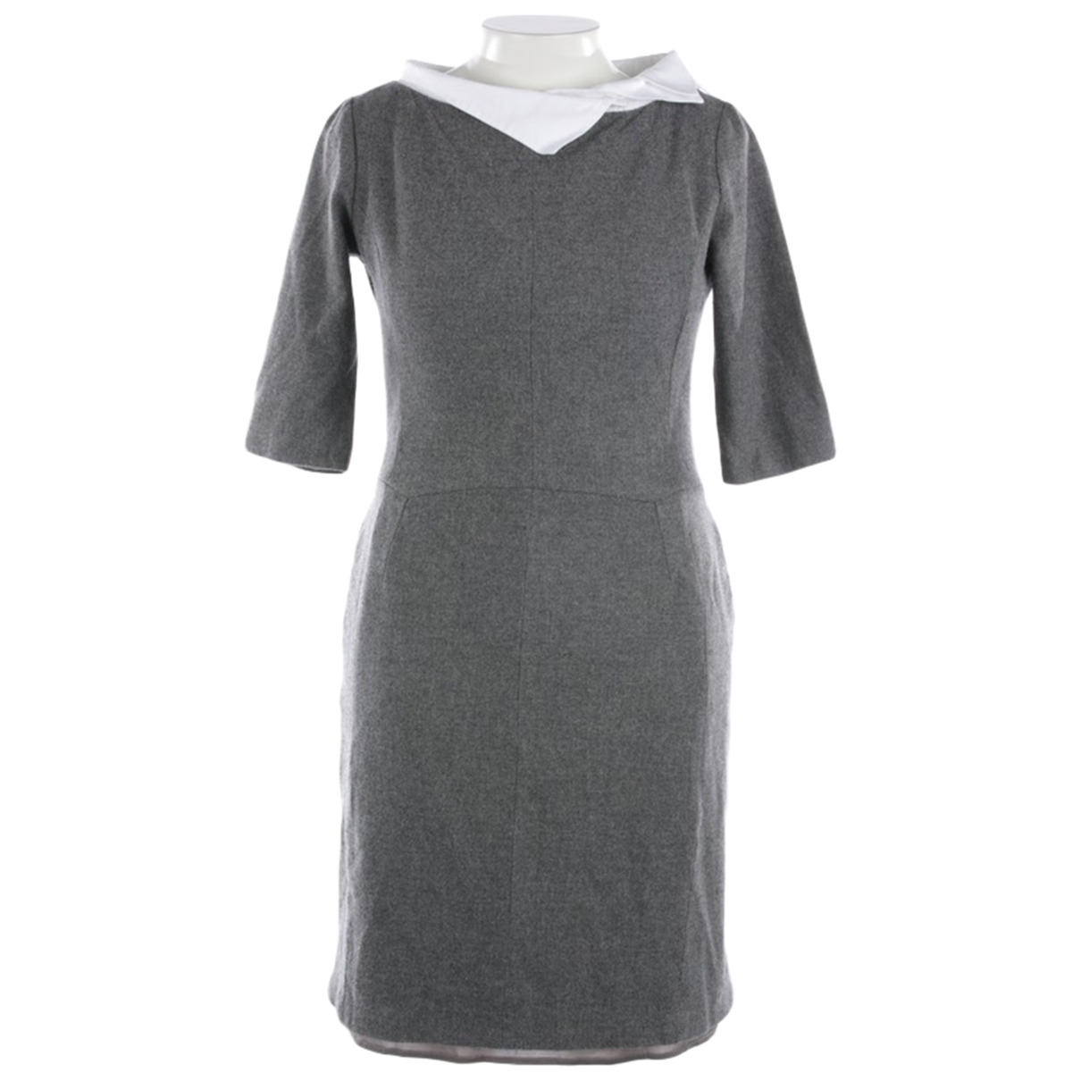 Vestido de Lana Antonio Berardi