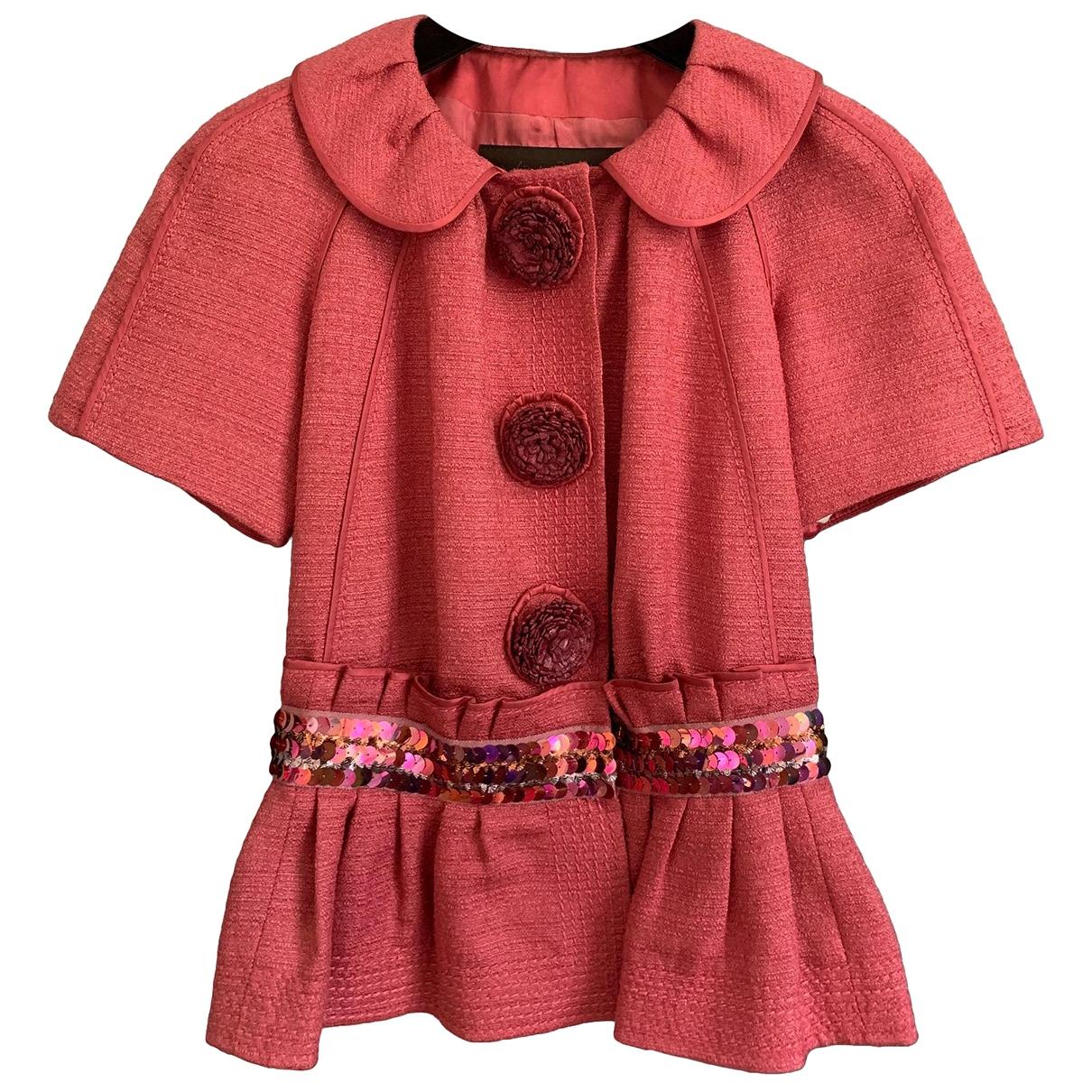 Louis Vuitton - Veste   pour femme en soie