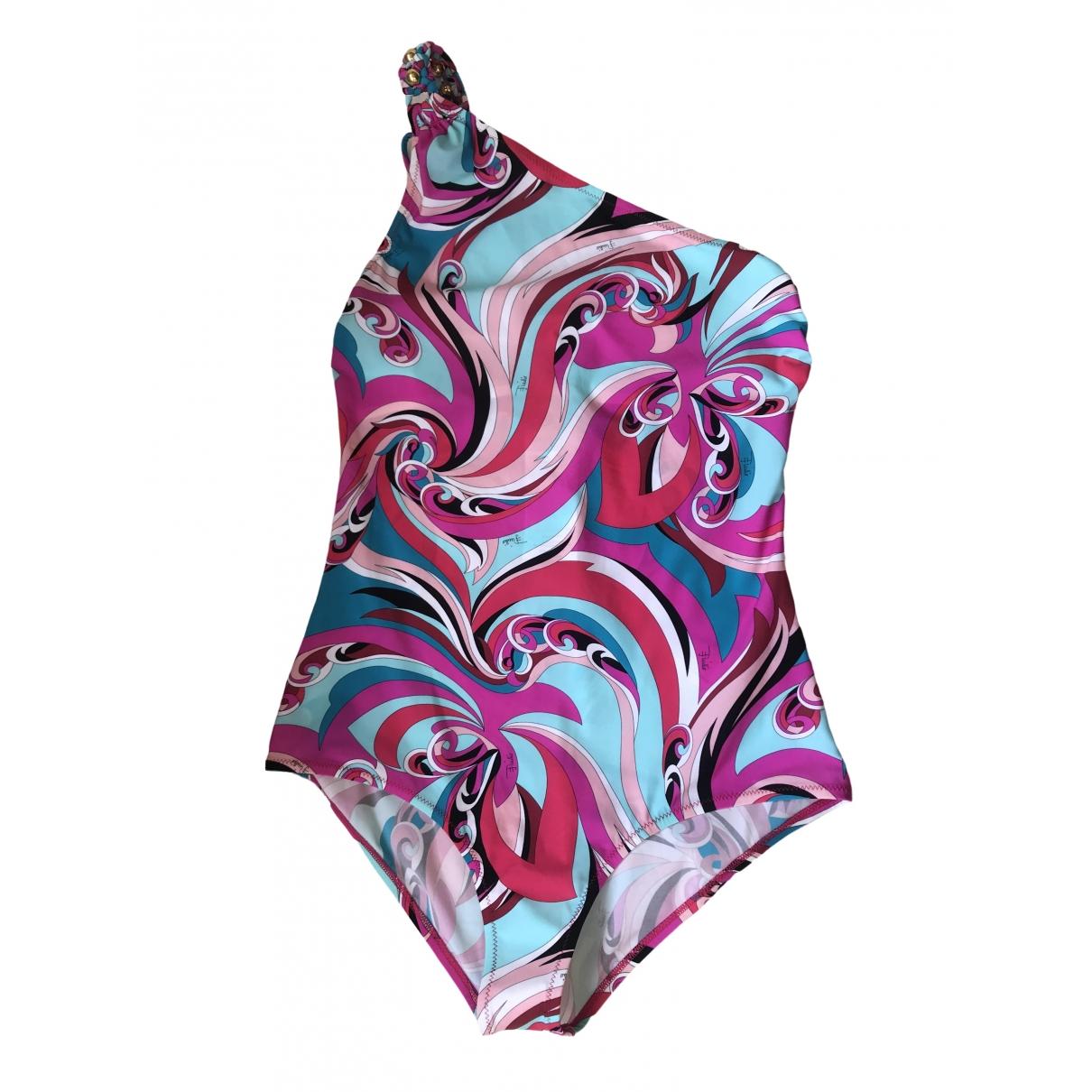Emilio Pucci \N Multicolour Swimwear for Women 40 IT
