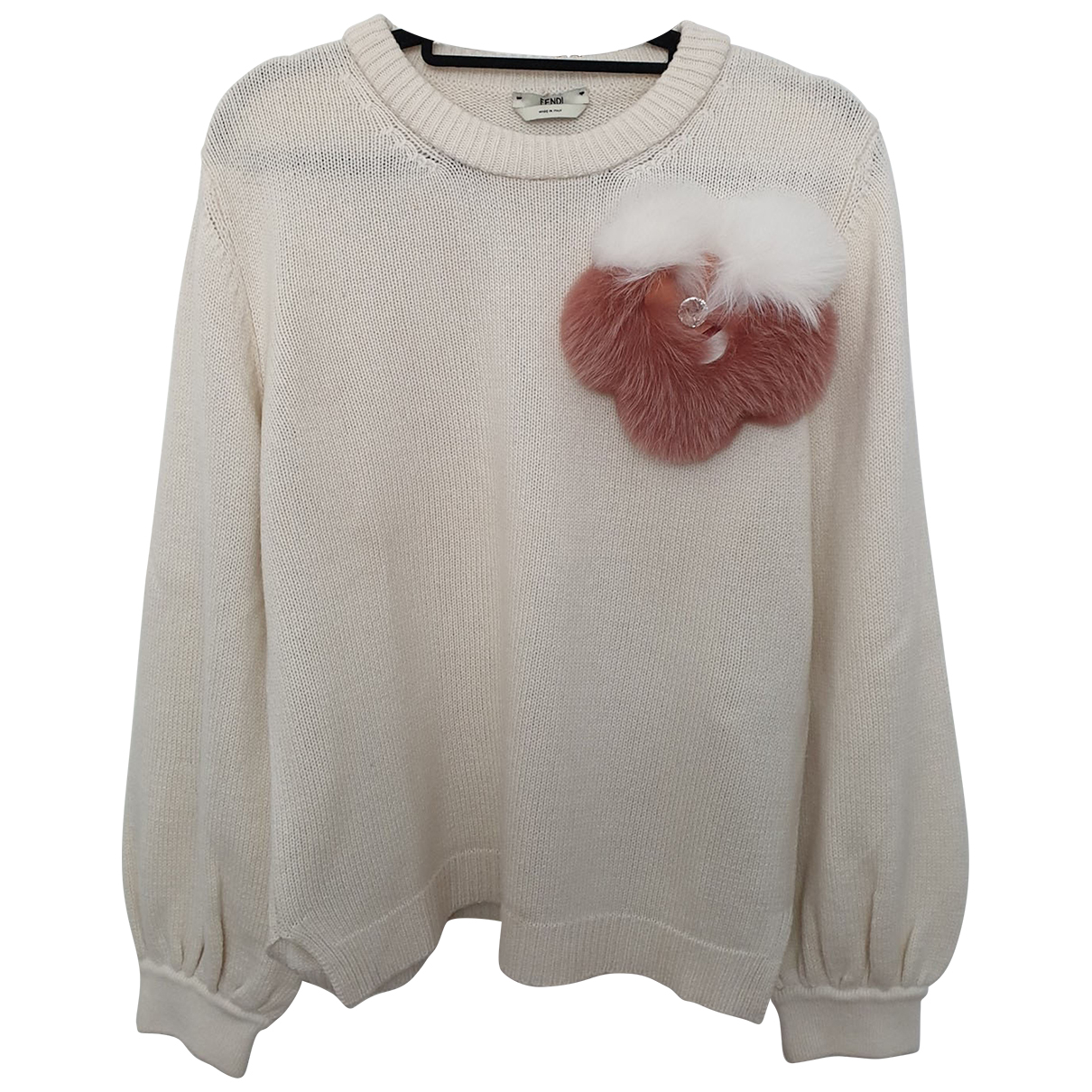 Fendi N Cashmere Knitwear for Women 44 IT