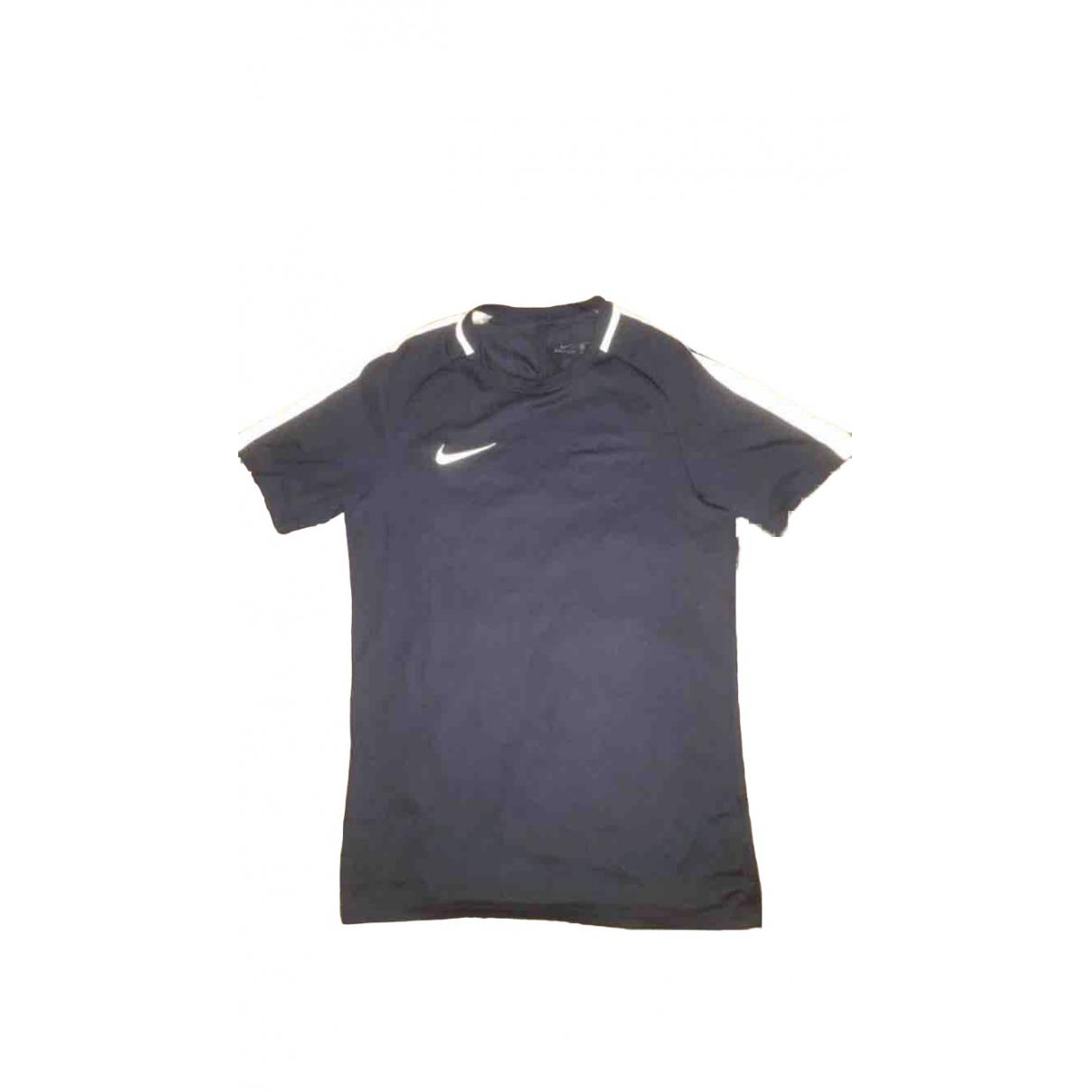 Nike - Tee shirts   pour homme - bleu