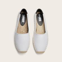 Espadrille Segeltuch Loafers