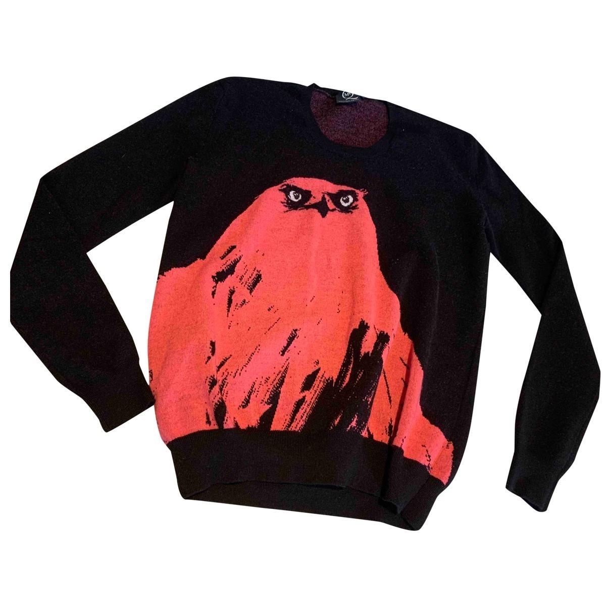 Mcq - Pull   pour femme en laine - noir