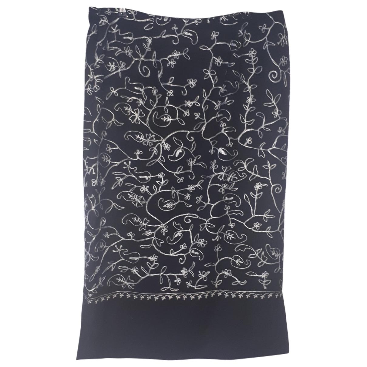 Day Birger & Mikkelsen - Jupe   pour femme en laine - noir