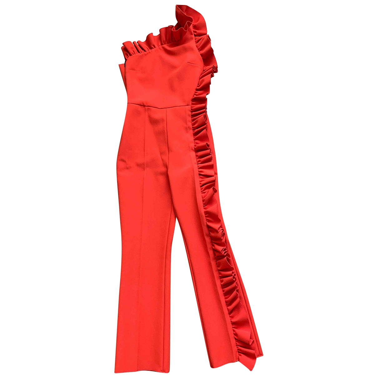 Msgm - Combinaison   pour femme - rouge