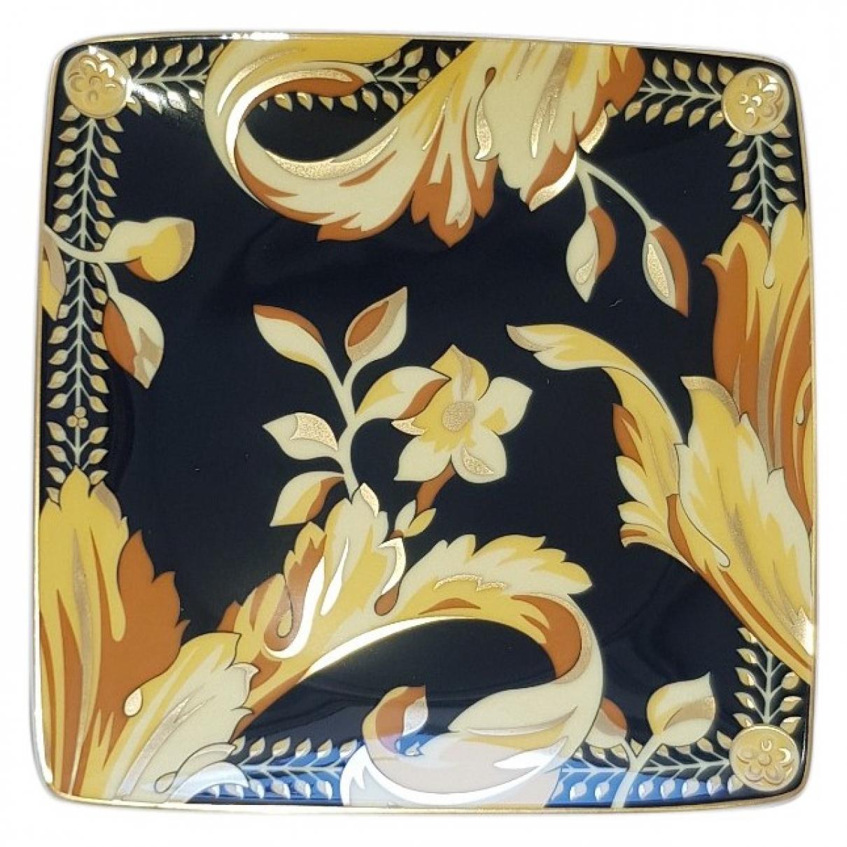 Versace \N Accessoires und Dekoration in  Bunt Porzellan