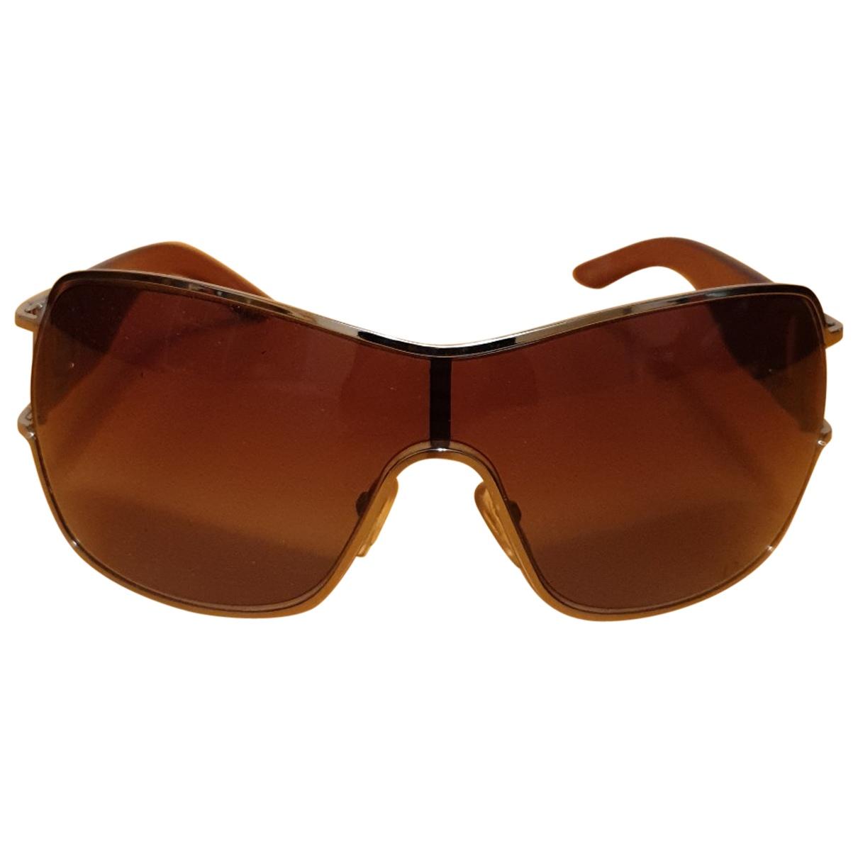 Dior Solight Metallic Metal Sunglasses for Women N