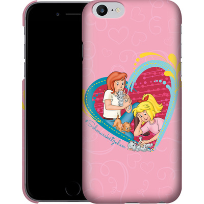 Apple iPhone 6 Plus Smartphone Huelle - Bibi und Tina Schmusekaetzchen von Bibi & Tina