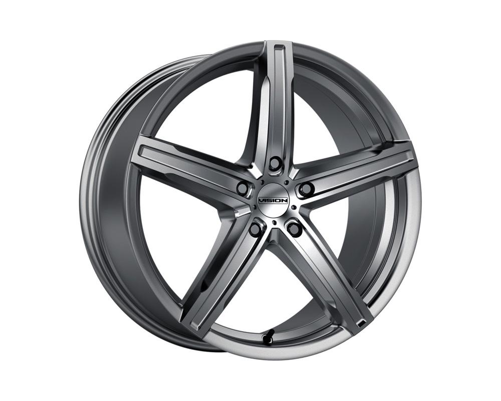 Vision Boost Silver Wheel 17x8 5x112 38