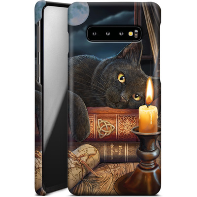 Samsung Galaxy S10 Plus Smartphone Huelle - Witching Hour von Lisa Parker