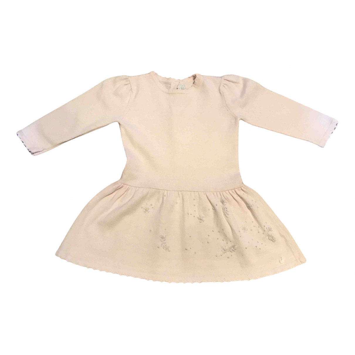Tartine Et Chocolat \N Kleid in  Rosa Wolle