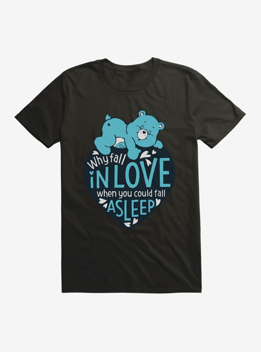 Care Bears Why Fall In Love T-Shirt