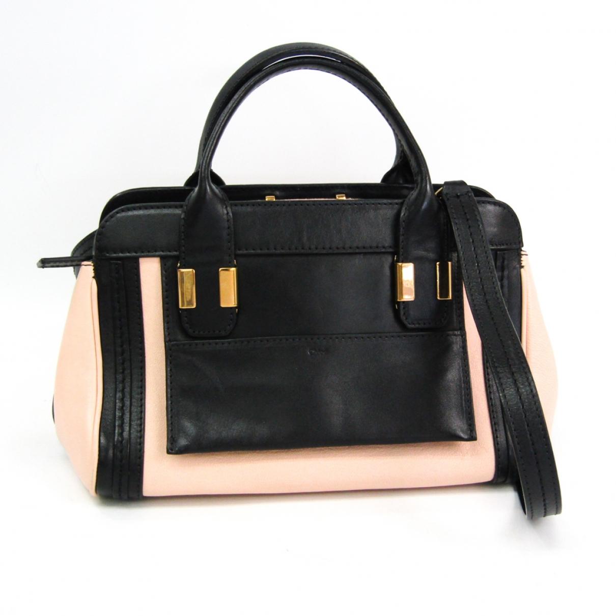 Chloé Alice Multicolour Leather handbag for Women \N