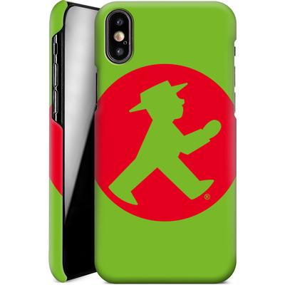 Apple iPhone X Smartphone Huelle - GO von AMPELMANN