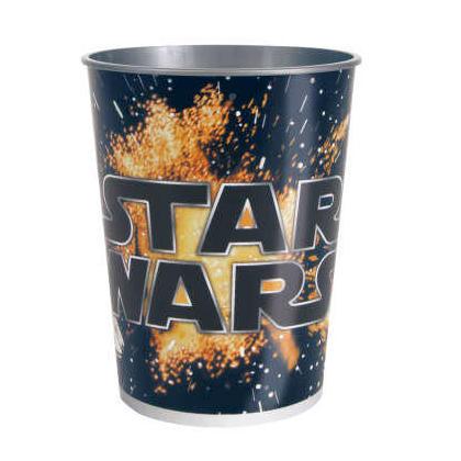 Star Wars Classic 16oz Plastic Stadium Cup, 1ct
