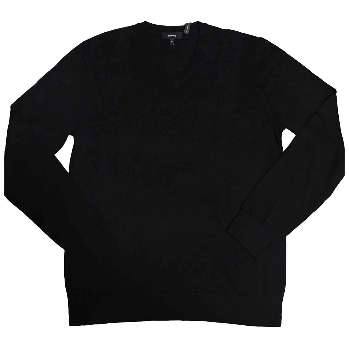 Theory \N Black Wool Knitwear & Sweatshirts for Men M International