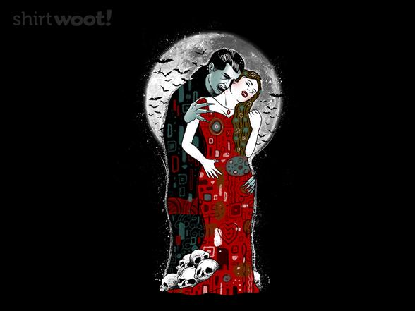 Vampire's Kiss T Shirt
