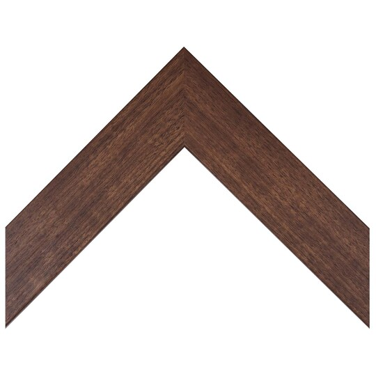 Natural Walnut Flat Custom Frame By Michaels® in Brown | 8 X 10 | MDF