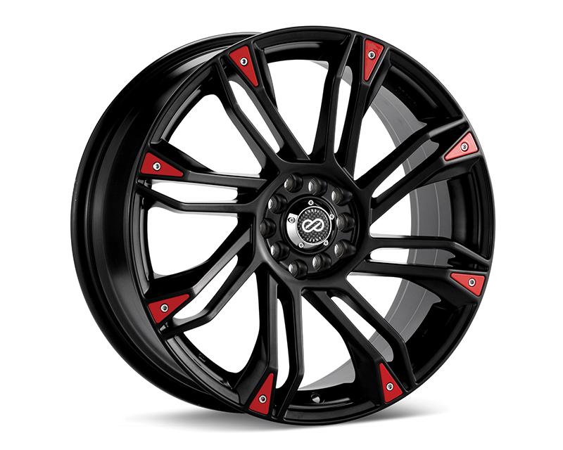 Enkei GW8 Wheel Performance Series Black 17x7 4x100/114.3 42mm