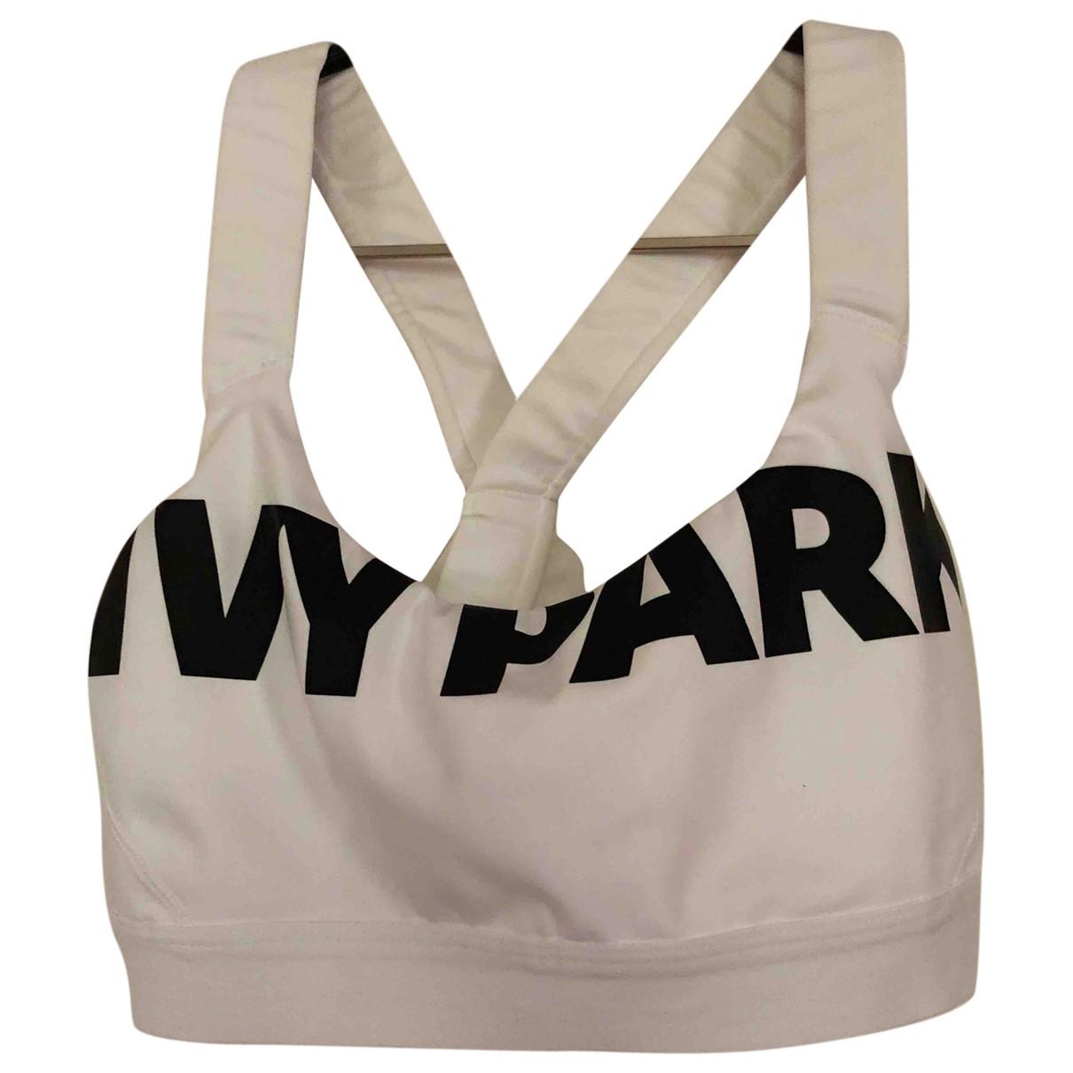 Ivy Park \N White  top for Women S International