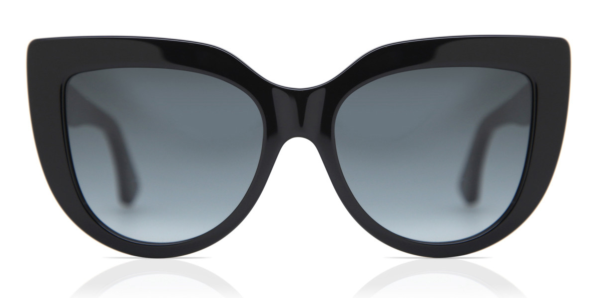 Gucci GG0164S 001 Women's Sunglasses Black Size 53 - Free RX Lenses